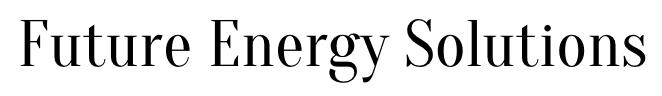 Future Energy Solutions Logo