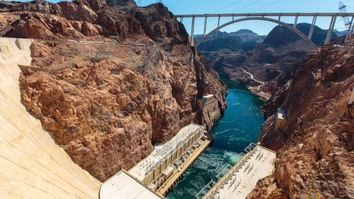 Hoover Dam Hydro Power